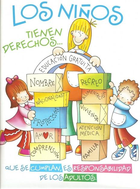 derechos niños