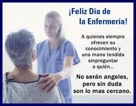 Carteles Dia Internacional De La Enfermera Feliz Día A