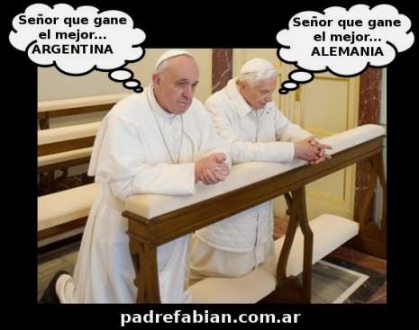 papaOraciones papales