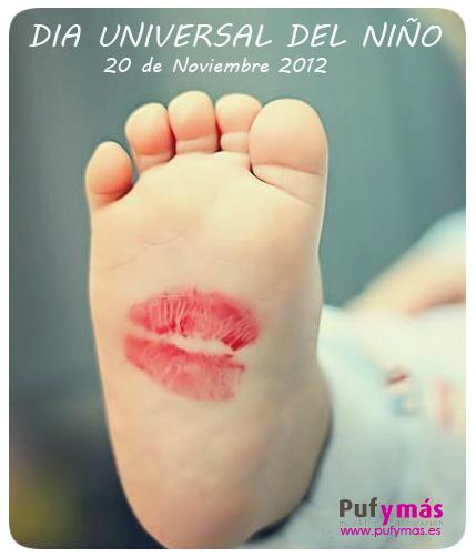 pufymas- dia universal del niño