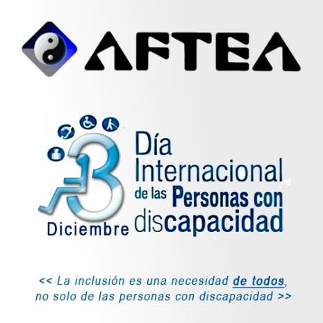 Día Internacional de las Personas con Discapacidad - 3 de Diciembre 08