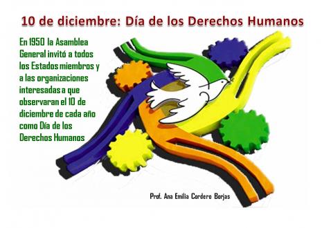 Día de los Derechos Humanos - 10 de Diciembre 08