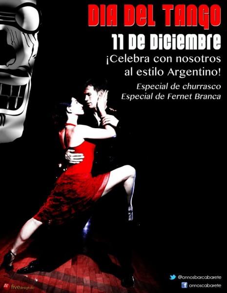 Dia del Tango Onno's Bar Cabarete