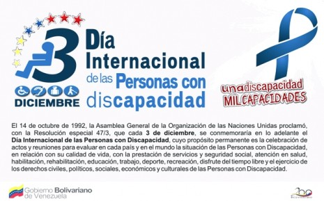 FOTO 2 ILUSTRACIÓN ALUSIVA AL DÍA MUNDIAL DE PERSONAS CON DISCAPACIDAD