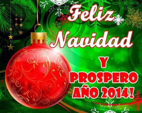Imágenes-con-Frase-de-Feliz-Navidad-y-Prospero-Año-Nuevo-2014