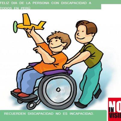 dia de la persona con discapacidad