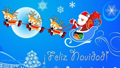 navidadimagenes-para-navidad-y-año-nuevo-2013-con-mensajes-para-compartir-santa-claus-renos