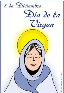 tarjetas-postales-dia-de-la-virgen-8-de-diciembre--000946011