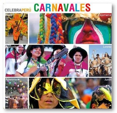Carnavales en el Peru - Carnaval de Ayacucho Vol. 1