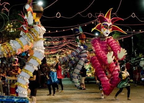 carnavales en la Provincia
