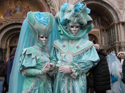 disfraces-del-carnaval-de-venecia-pareja