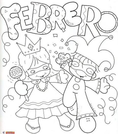 96 Imágenes Y Frases Para Febrero Carteles De Bienvenido Febrero