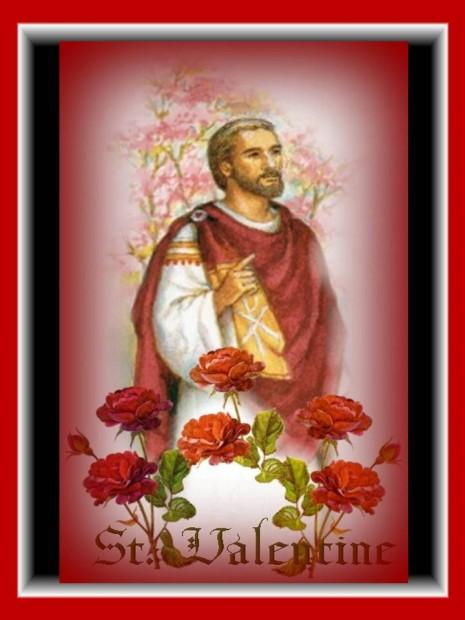 santoSan Valentin