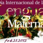 Imagenes y tarjetas del dia de la lengua materna para WhatsApp del 21 de febrero