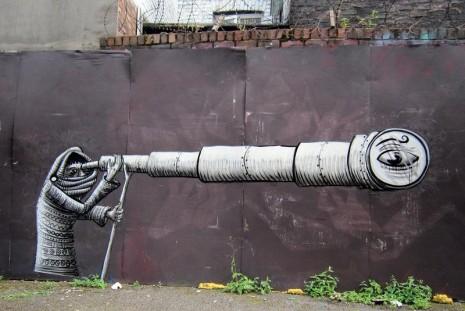callejeroEl asombroso arte callejero de Phlegm (Flema) 04