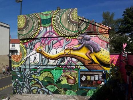 callejerosEl asombroso arte callejero de Phlegm (Flema) 03