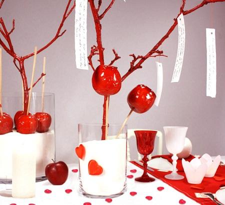 valentinOriginal-Centro-de-Mesa-para-San-Valentín-con-Manzanas-Caramelizadas1