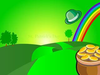 4087-1-animated-green-with-luck-screensaver