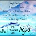 Día Mundial del Agua en imágenes para descargar gratuitamente