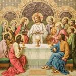 Imágenes de la Ultima Cena del Jueves Santo para compartir en el Whatsapp