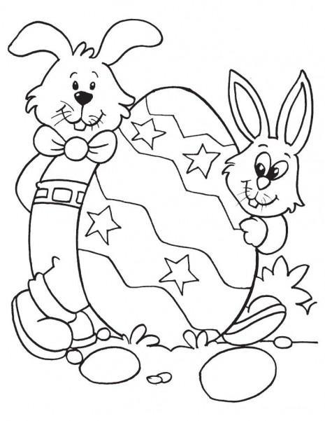 dibujos-para-colorear-de-pascua