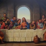 Imágenes de la Última Cena de Jesús con sus discípulos para descargar