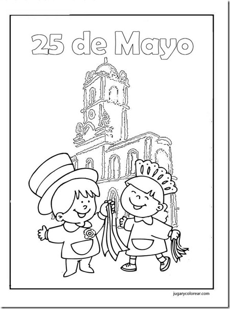 56 Imágenes Infantiles Del 25 De Mayo De 1810 Para Los Niños