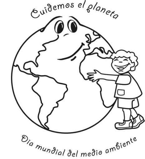best Imagenes De Como Cuidar El Planeta Tierra Para Colorear image ...