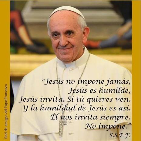 Frases Del Papa Francisco De La Navidad.Fotos Con Mensajes Del Papa Francisco Para Grupos De