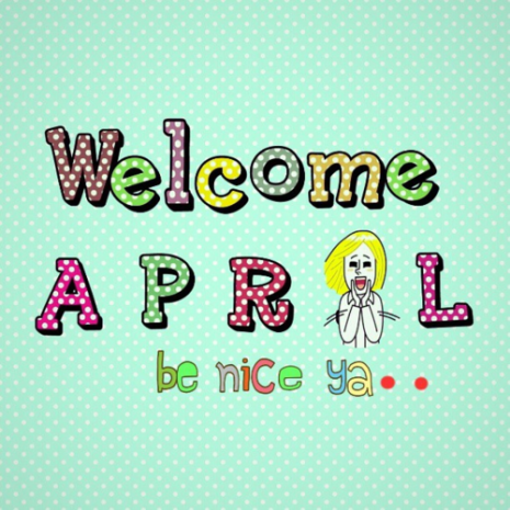 welcome-april-tumblr