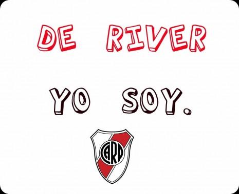 plateDe River yo soy 1