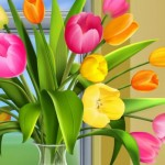 47 imágenes de flores para descargar y usar de fondo de WhatsApp esta primavera