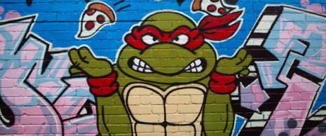 comicsNinja-Turtle