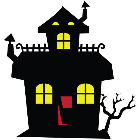 hhaunted houseello-kitty-clip-art-448363