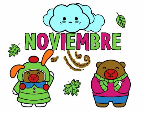 noviembre-los-meses-del-ano-10038297