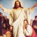 Fiesta de domingo de Pascua: Fiesta de Resurrección- Tarjetas Felices Pascuas