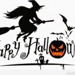 42 brujas de Halloween para descargar y casas embrujadas para compartir el 31 de octubre