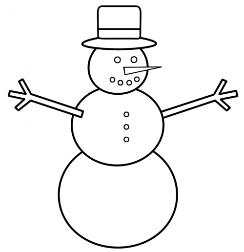 Snoowman-Coloring-Pages-2-992x1024