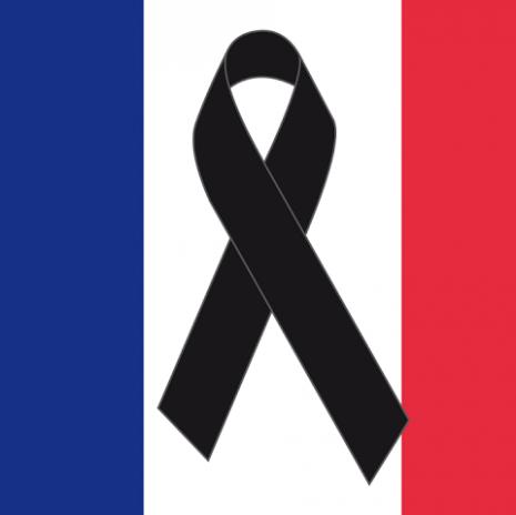 francia luto vectorial grande