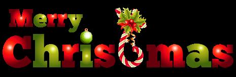 merryaTransparent_Merry_Christmas_Decor_PNG_Clipart
