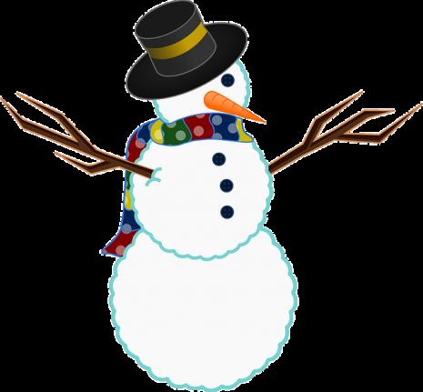 snowman-155340_640