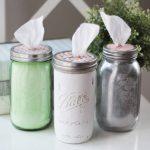 30 Imágenes de cómo reciclar botellas y frascos de vidrio muy creativos