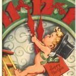 Hermosas y originales tarjetas, imágenes y gifs de Happy New Year y Feliz Año Nuevo para descargar gratis
