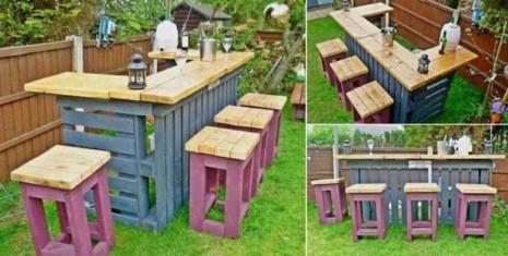 paletsComo-hacer-una-barra-de-bar-en-tu-jardín-con-palets