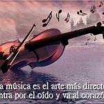 68 Frases e imágenes sobre la música para compartir en WhatsApp en el Día del compositor y el Día de la Música