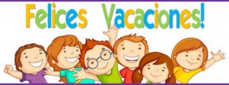 Divertidos Gifs Animados De Felices Vacaciones Para Compartir