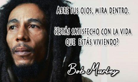 Leyenda Del Reggae Imágenes Y Frases De Bob Marley