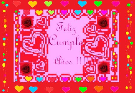 Happy Birthday Y FELIZ CUMPLEAÑOS TARJETAS GRATIS 28