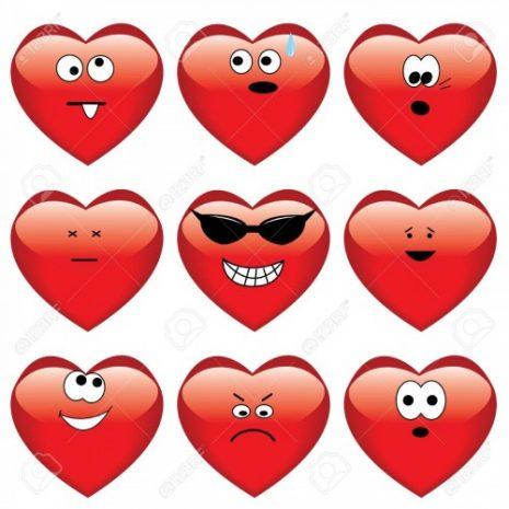 Imágenes de corazones para descargar y compartir entre enamorados.