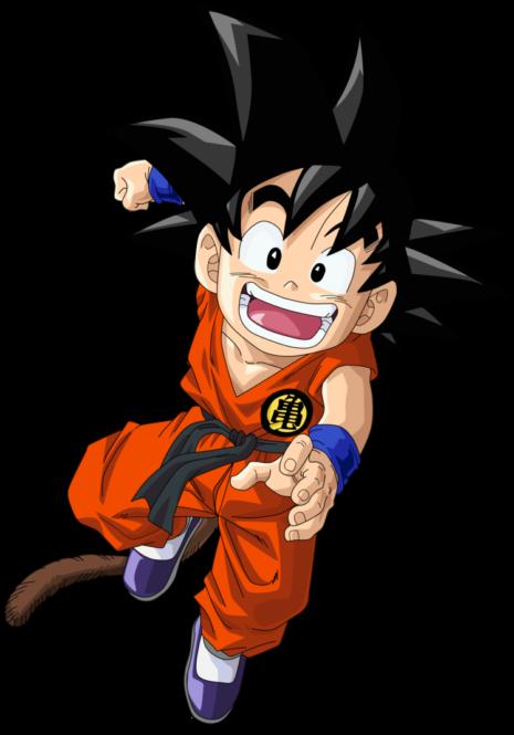 Goku y sus amigos dibujos personajes im genes fotos im genes para whatsapp - Petit sangoku ...